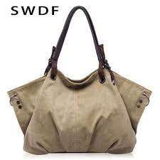 <b>SWDF</b> Drop Shipping Canvas Handbags Retro Large Capacity ...