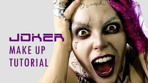 joker jared leto makeup tutorial squad español escuadron suicida you