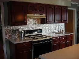 Tin Backsplashes For Kitchens Cheap Tin Backsplash For Kitchen Modern Kitchen Ideas