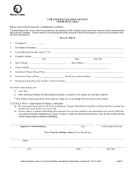How does mutual of omaha's life insurance stack up? United Of Omaha Life Insurance Claim Form Fill Online Printable Fillable Blank Pdffiller