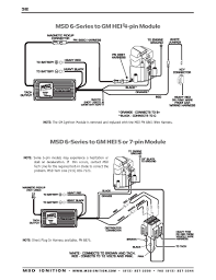 msd 6al wiring diagram for gm hei wiring diagram GM Ignition Switch Wiring Diagram at Gm Ignition Module Wiring Diagram Free Picture