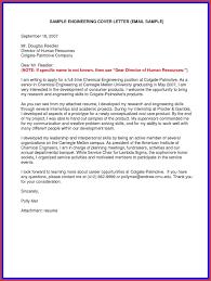 Best Of Emailing A Resume Formal Letter