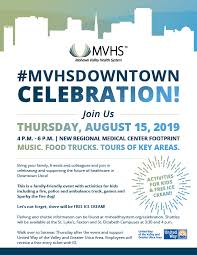 Downtown Celebration Mohawk Valley Health System