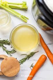 instant pot bone broth that gels