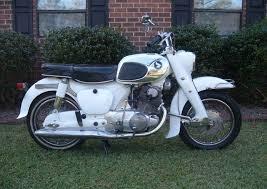 repairs 1964 honda ca77 dream 305