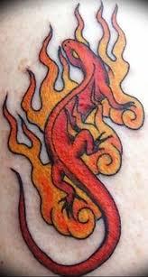 фото тату саламандра от 07102017 002 Tattoo Salamander