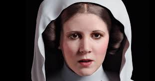 Image result for rogue one cgi carrie fisher