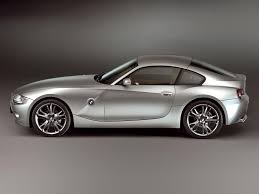 Sport Series 2006 bmw z4 : 2006 BMW Z4 Coupé Concept Wallpaper and Image Gallery ...