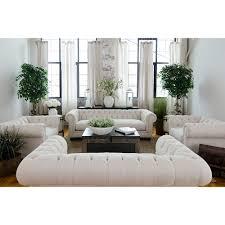 Living Room With Chesterfield Sofa Velvet Chesterfield Sofa Living Room Carameloffers
