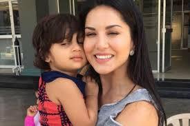 sunny leone husband daniel weber adopt from latur name her nisha the financial express