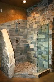bathrooms with stone shower walls decorations 6 tile and showers natural pictures sh delecta extraordinary stone tile images shower