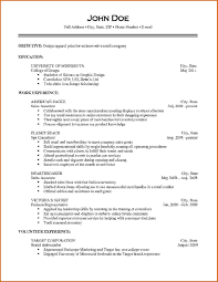 How To Make A Simple Resume For Job make a simple resume Savebtsaco 1