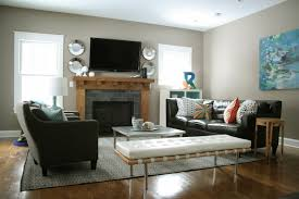 Two Loveseats In Living Room Living Room Layout Great Home Design References Huca Home