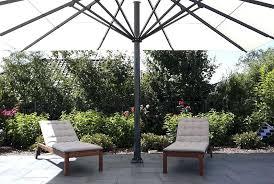 commercial grade wind resistant patio umbrella 11 australia umbrellas windproof wonderful robust w cantilever fiberbuilt reviews