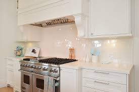 kitchen range cabinet and hood ideas classic kitchen combination of white cabinet with white quartz
