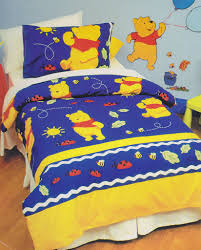 Cute Winnie The Pooh Cheerful Bedding Set For Girls Bedrooms Interior  Design Ideas With Winnie The Pooh Wall Stickers