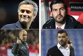 Conta oficial das seleções nacionais de futebol, futsal e futebol de praia the official account of the portuguese national team. A Quintet Of Portugal S Finest Current Football Managers