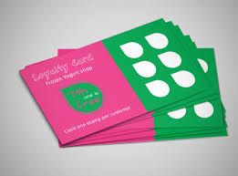 loyalty card template yogurt shop loyalty card template mycreativeshop