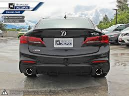 2018 acura tlx a spec black. delighful tlx blackcrystal black pearl 2018 acura tlx left side photo in kelowna bc on acura tlx a spec black