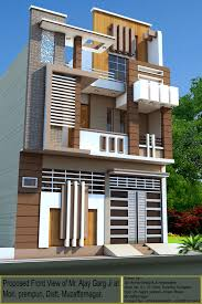 Home View Design Plans Front View Houses Home Ideas House Design