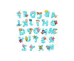 Bubble Letters Font Best Hd Cute Bubble Fonts Vector Library Free Vector Art Images