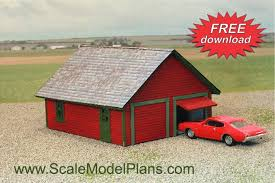 model railroad building plans in ho scale o oo and n