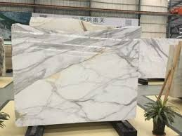 bianco carrara statuario white marlbe slabs for formica countertops