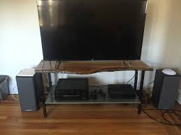 live edge tv stand. Perfect Stand Live Edge TV Stand Intended Tv Stand E
