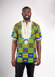 Kente Shirt Designs Embroidered Kente Shirt Shirts Shirt Embroidery Dashiki