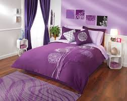 Lilac Bedroom Decor Wall Art Dahlia Daisy Flower Violet Gray Grey Bedroom Decor