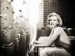 Axel Crieger | Marilyn Monroe, Birdie, Manhattan, New York (2016) |  Available for Sale | Artsy