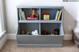 toy cubby storage. Bookcase With Toy Storage Rogue Engineer To Cubby