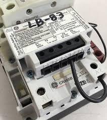 general electric cr460b cr460mxb cr460xp32 lighting contactor general electric cr460b cr460mxb cr460xp32 lighting contactor control module 2