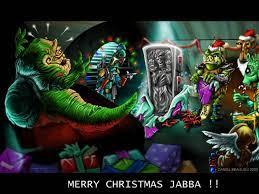 48+] Star Wars Christmas Wallpaper on ...