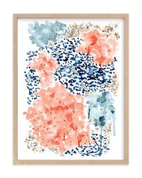 enjoyable wall art prints modern house flutter watercolor by andi pahl minted print in beautiful frame on framed wall art uk with extremely inspiration wall art prints modern home buy framed