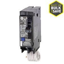 shop circuit breakers at lowes com circuit breaker finder ge q line thql 20 amp 1 pole afci circuit breaker