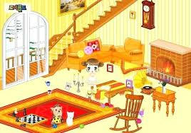 outstanding room decoration games doll house luxury decoration