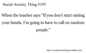 Social Anxiety Quotes Amazing Quotes About Social Anxiety On QuotesTopics