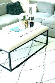 white ottoman coffee table ottoman coffee tables decorative tray for coffee table trays coffee tables coffee