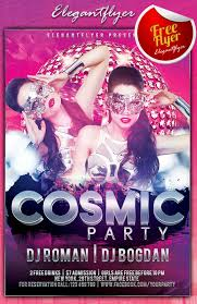 Free Party Flyer Templates 50 Free Premium Psd Themed Party Flyer Templates Free