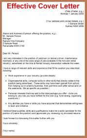 Super What Should Be In A Cover Letter For Job Unusual How To Write