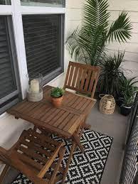diy small apartment patio ideas decoomo