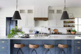 53 Blue Kitchens Blue Kitchen Design Ideas Hgtv