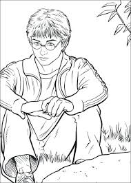 Coloring Pages Harry Potter Coloring Pages Harry Potter Coloring