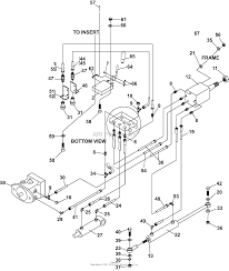 Tractor engine and wiring diagram