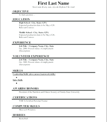 Making A College Resume Airexpresscarrier Com