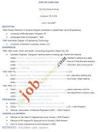 Writing Samples For Job Sample Resume Letters Job Application On
