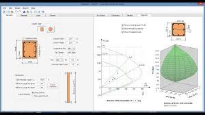 Interaction Ratio Steel Design Asdip Concrete 4 Release Structural Concrete Design Software