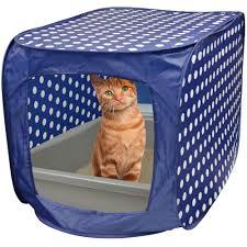 pet zone cat litter box pop up canopy cat litter box