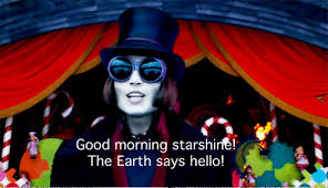 Good Morning Starshine Willy Wonka Quote Best of Willy Wonka Music Movies And Shows I Love Pinterest Willy